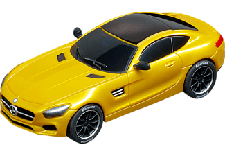 CARRERA (TOYS) Mercedes-AMG GT Coupé solarbeam Auto, Gelb