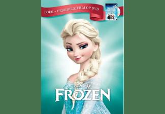 Heartselling Frozen (Boek + DVD) | DVD