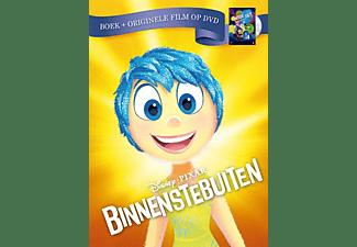 Heartselling Binnenstebuiten (Boek + DVD) | DVD