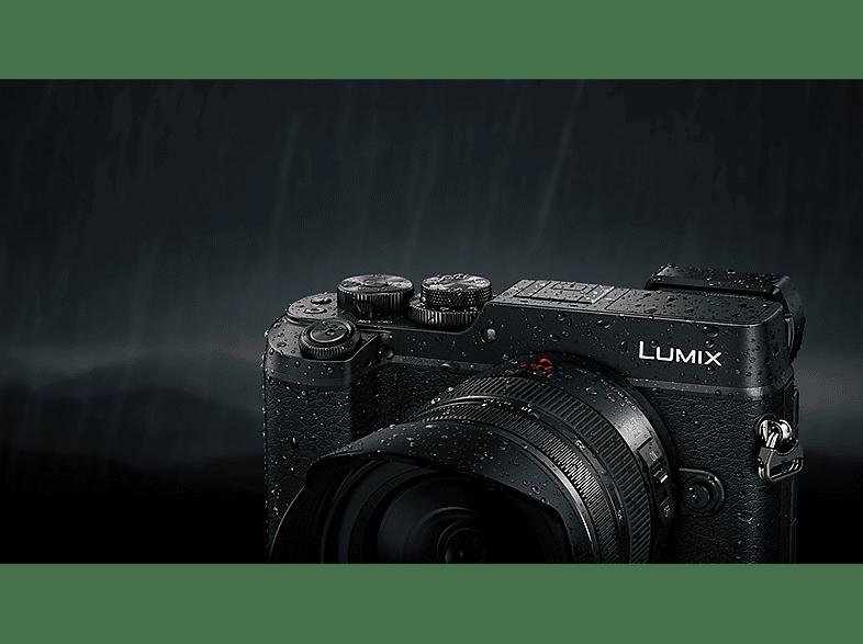 Panasonic Lumix DMC-GX8HEG-K fényképezőgép