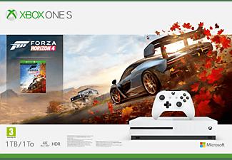 Xbox One S Console 1 TB Forza Horizon 4 Bundel