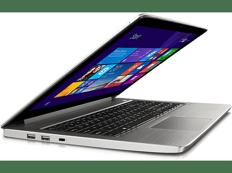 PEAQ S1414-H1 ezüst notebook (14