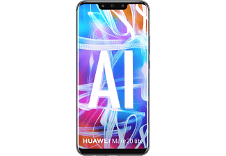 HUAWEI Mate 20 Lite 64GB Dual-sim Zwart