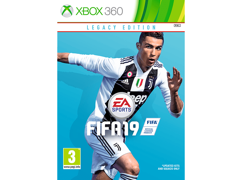 Fifa 19 Legacy Edition Xbox 360 gaming games xbox 360 games