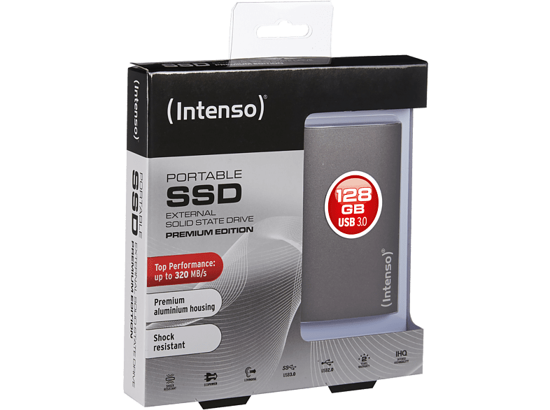 INTENSO SSD 120GB Premium Edition laptop  tablet  computing  αναβάθμιση υπολογιστή ssd