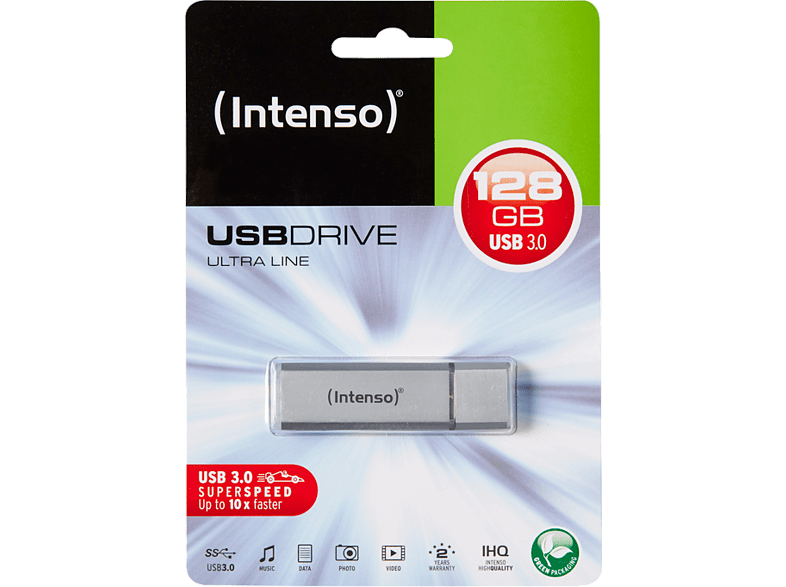 INTENSO USB Drive 3.0 Ultra Line 128GB laptop  tablet  computing  αποθήκευση δεδομένων usb stick