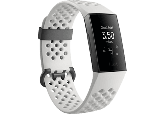 FitBit Charge 3 Special Edition Activiteitentracker Wit