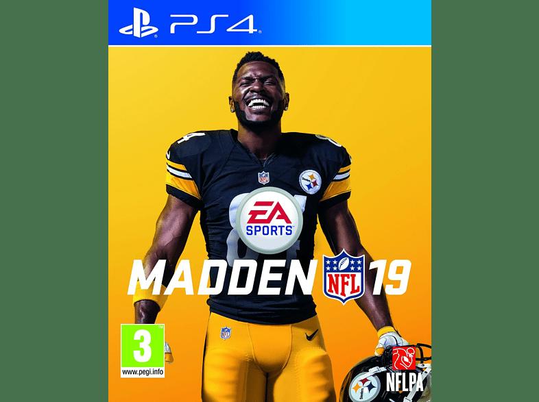 Madden 19 PlayStation 4 gaming games ps4 games