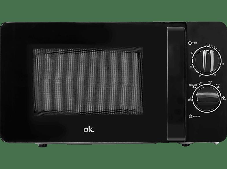 OK OMW 1214 Black οικιακές συσκευές φούρνοι μικροκυμάτων φούρνοι μικροκυμάτων