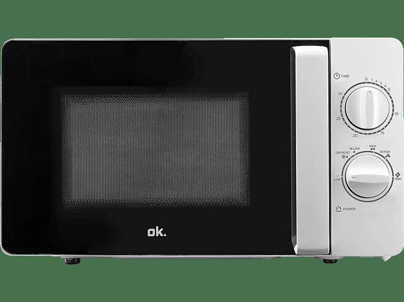 OK OMW 1213 White οικιακές συσκευές φούρνοι μικροκυμάτων φούρνοι μικροκυμάτων