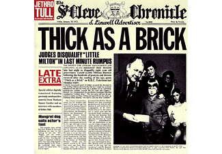 Jethro Tull - Thick As A Brick [CD]