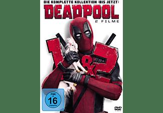 Deadpool 1+2 - (DVD)