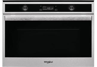 Whirlpool W6 ME550 Magnetrons Roestvrijstalen effect