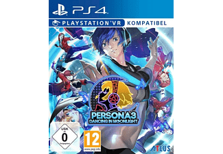 Persona 3: Dancing In Moonlight - PlayStation 4