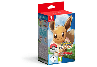 Pokémon: Let's Go, Evoli! + Pokéball Plus - Nintendo Switch