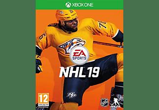 NHL 19, (X-Box One). XBOXONE