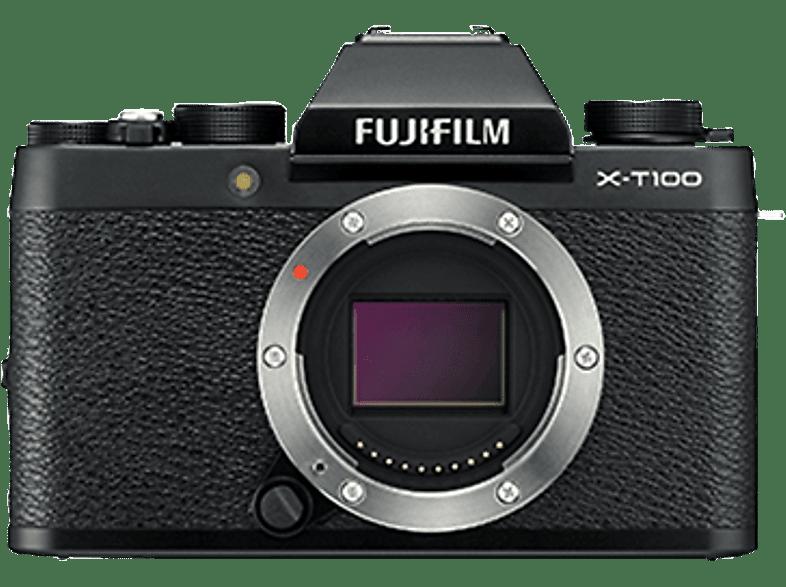 FUJIFILM X T100 Black Body hobby   φωτογραφία φωτογραφικές μηχανές mirrorless cameras