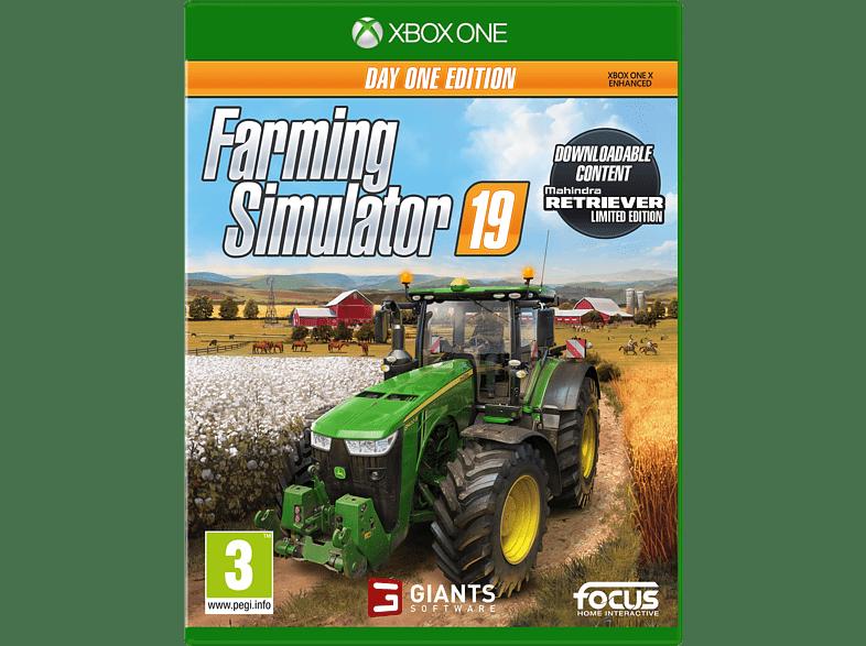 Farming Simulator 19 D1 Edition PC gaming games xbox one games