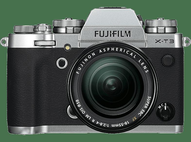 FUJIFILM X T3 Kit 18-55MM Silver hobby   φωτογραφία φωτογραφικές μηχανές mirrorless cameras