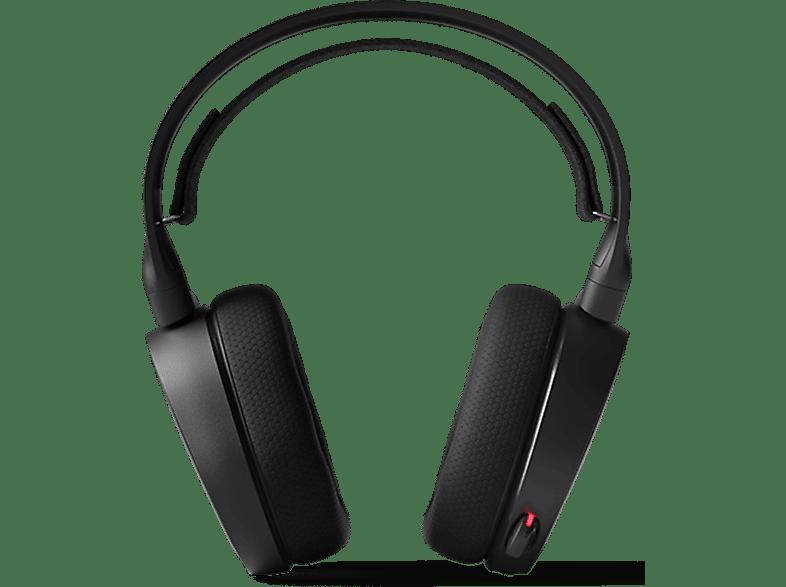 STEELSERIES Arctis 5 Black 2019 Edition gaming απογείωσε την gaming εμπειρία ακουστικά gaming
