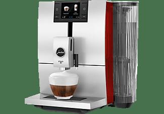 JURA ENA 8, Kaffeevollautomat, 1.1 Liter Wassertank, 15 bar, Rot
