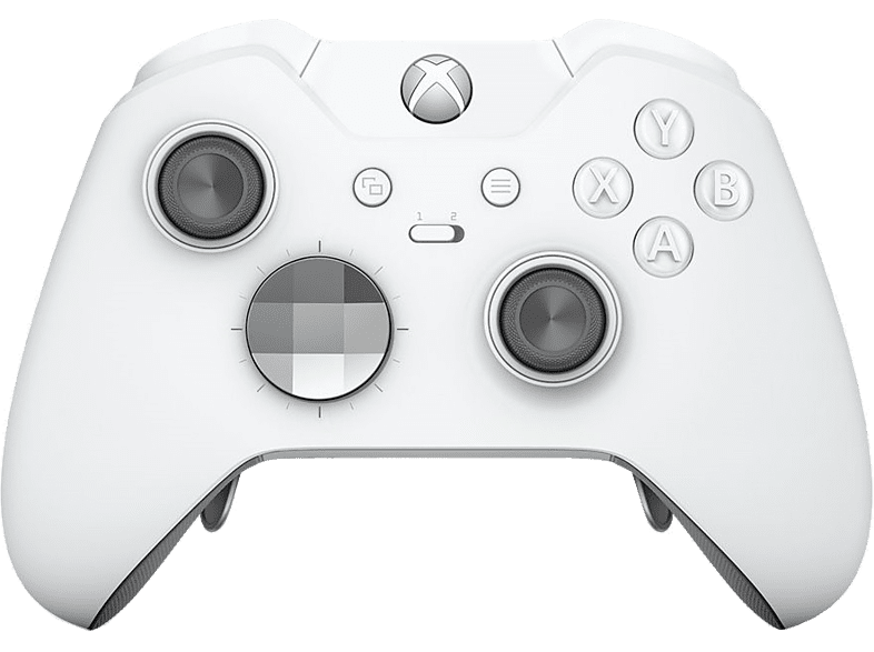 MICROSOFT Xbox One MS Elite White Wrls Controller gaming απογείωσε την gaming εμπειρία αξεσουάρ xbox one