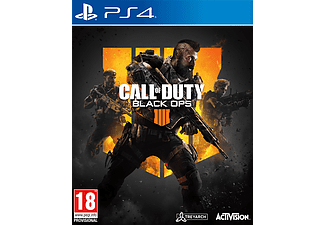 Activision Call of Duty: Black Ops 4 PS4 (88225EF)