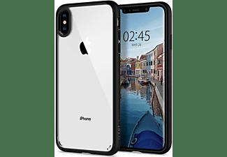 Apple iPhone Xs Max Hoesje Spigen Ultra Hybrid Zwart voor iPhone Xs Max