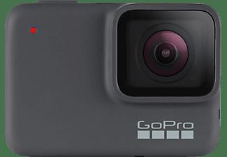 GOPRO HERO7 Silver Action Cam, WLAN, GPS, Silber