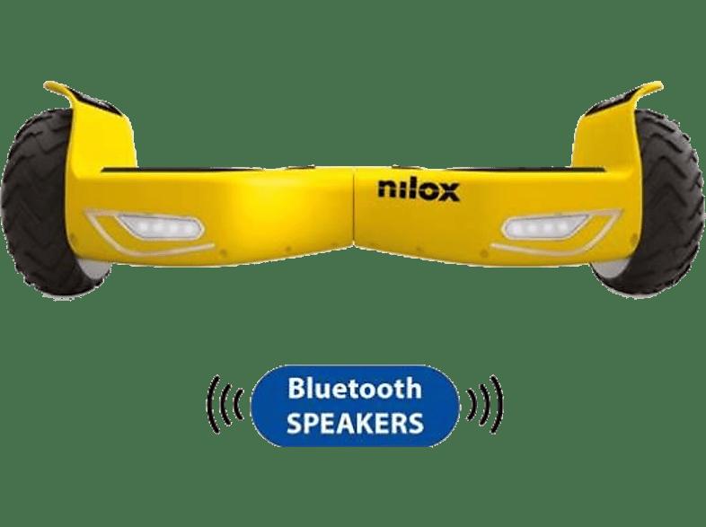 NILOX Doc 2 Hoverboard Plus Yellow hobby   φωτογραφία fitness ποδήλατα   πατίνια