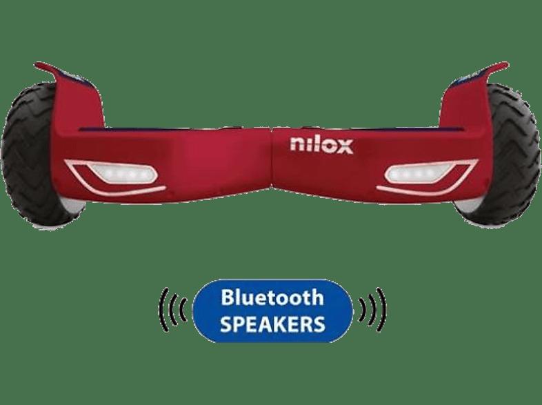 NILOX Doc 2 Hoverboard Plus Red/ Blue hobby   φωτογραφία fitness ποδήλατα   πατίνια