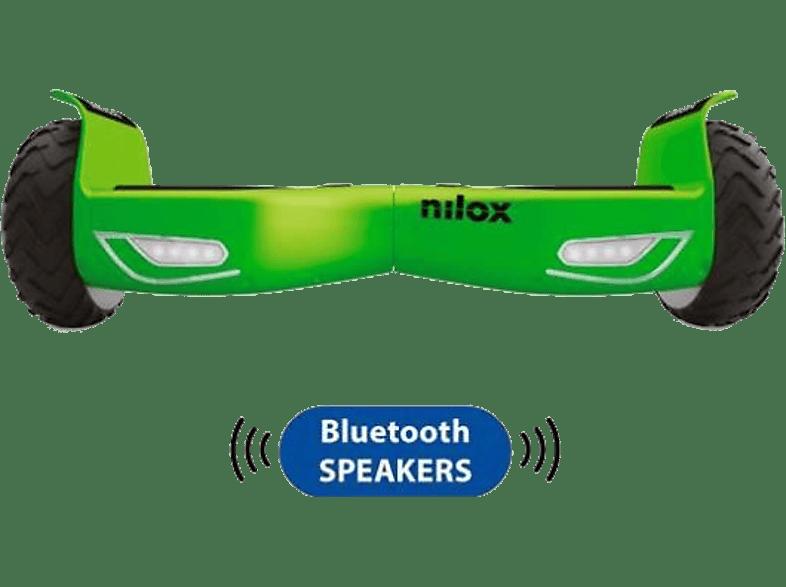 NILOX Doc 2 Hoverboard Plus Lime Green hobby   φωτογραφία fitness ποδήλατα   πατίνια