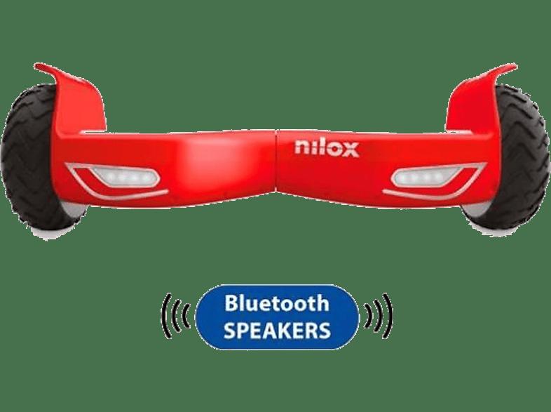 NILOX Doc 2 Hoverboard Plus Red/ White hobby   φωτογραφία fitness ποδήλατα   πατίνια