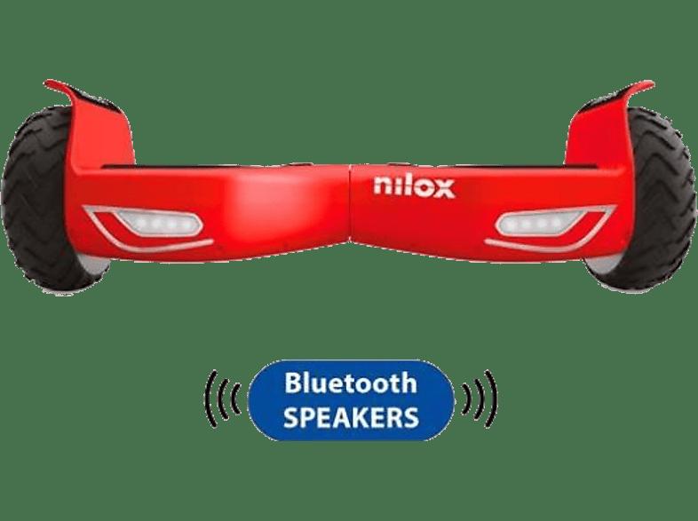 NILOX Doc 2 Hoverboard Plus Black/ Red hobby   φωτογραφία fitness ποδήλατα   πατίνια