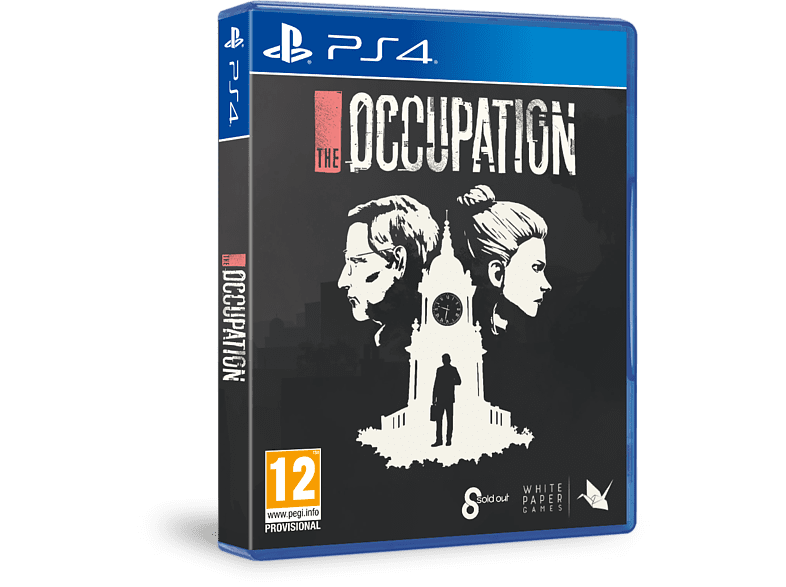 The Occupation PlayStation 4 gaming games ps4 games