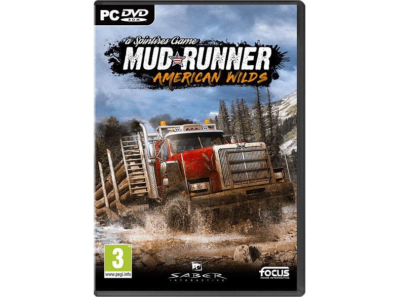 Spintires Mudrunner American Wilds Edition PC gaming games pc games