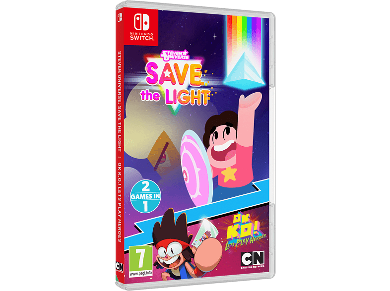Steven Universe Nintendo Switch gaming games switch games