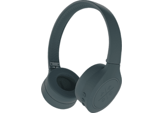 KYGO A4/300, On-ear Kopfhörer, Bluetooth, Storm Grey