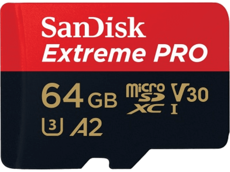SAN DISK SANDISK 64GB MICRO SD EXTREME PRO 170 MB/sec smartphones   smartliving αξεσουάρ κινητών κάρτες μνήμης