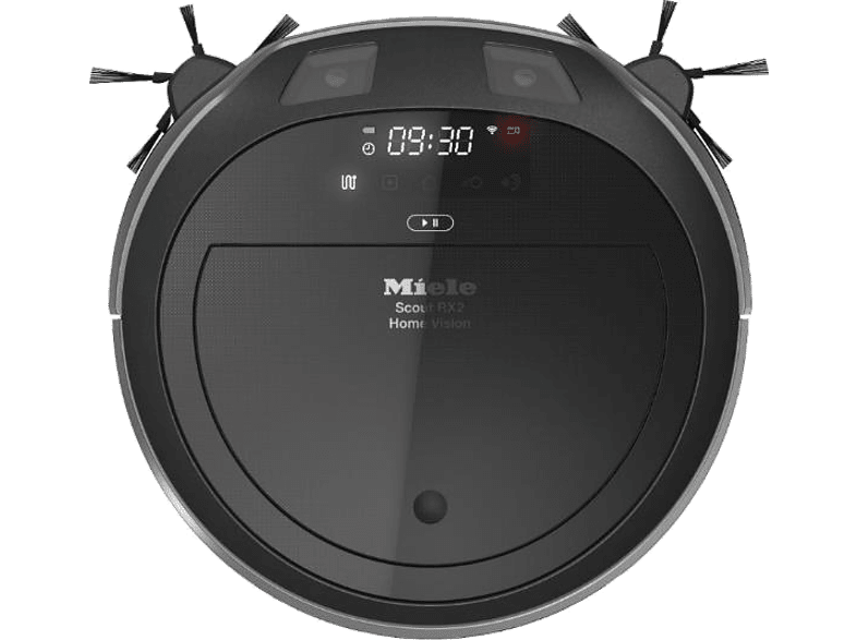 MIELE Scout RX2 Home Vision Graphite Grey είδη σπιτιού   μικροσυσκευές σκούπες σκούπες ρομπότ