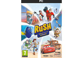 Rush: A Disney-Pixar Adventure | PC