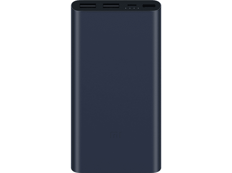 XIAOMI Mi Power Bank 10000mAh 2S Black smartphones   smartliving powerbanks