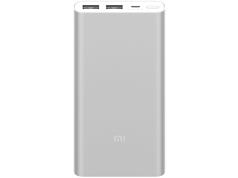 XIAOMI Mi Power Bank 10000mAh 2S Sliver smartphones   smartliving powerbanks