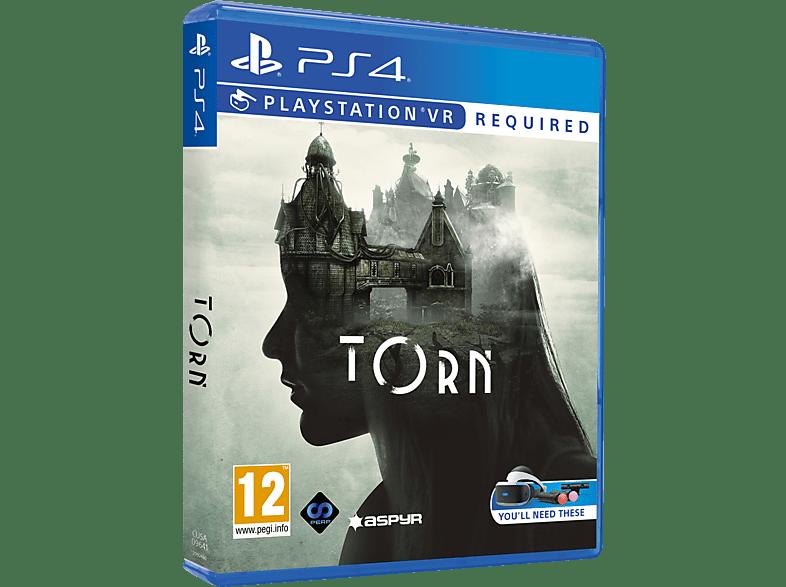 Torn VR PlayStation 4 gaming games ps4 games