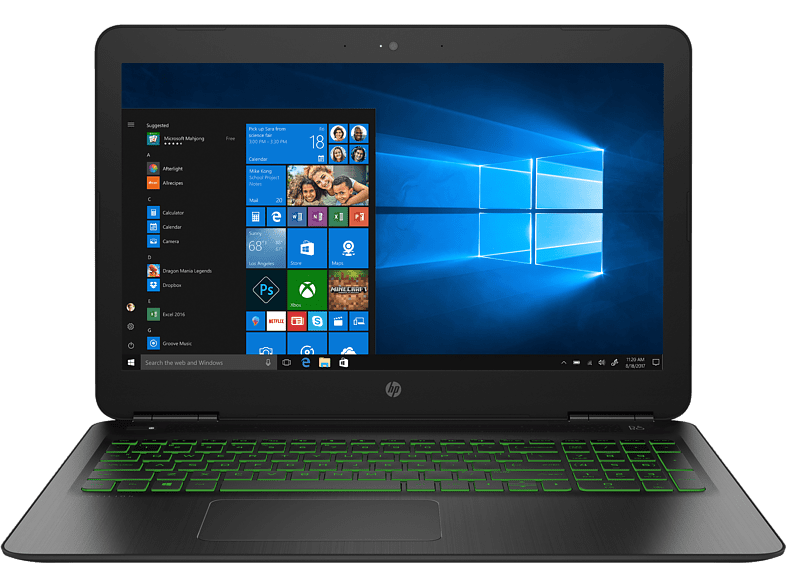 HP Pavilion 15-bc400nv Intel Core i7-8550U / 8GB / 1TB HDD / GeForce GTX 1050 2G laptop  tablet  computing  laptop gaming laptop