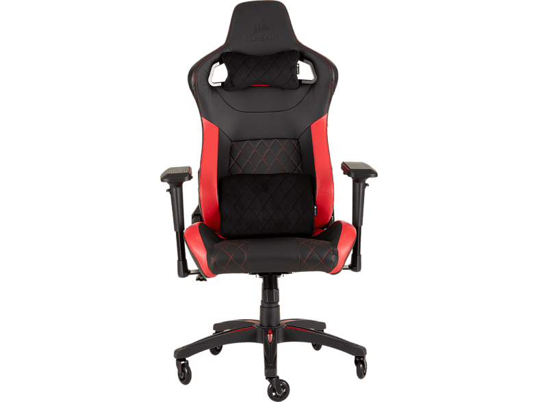 CORSAIR T1 Race 2018 Red gaming απογείωσε την gaming εμπειρία gaming chairs
