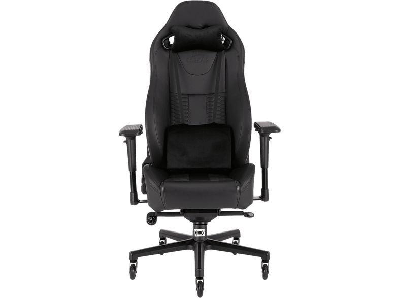 CORSAIR T2 Road Warrior Black gaming απογείωσε την gaming εμπειρία gaming chairs