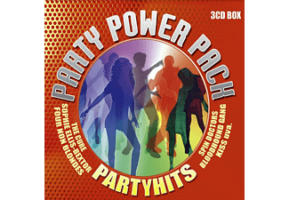 VARIOUS - Party Power Pack-Partyhits - (CD)