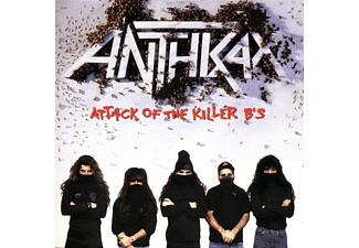 Anthrax - ATTACK OF THE KILLERS B S - (CD)