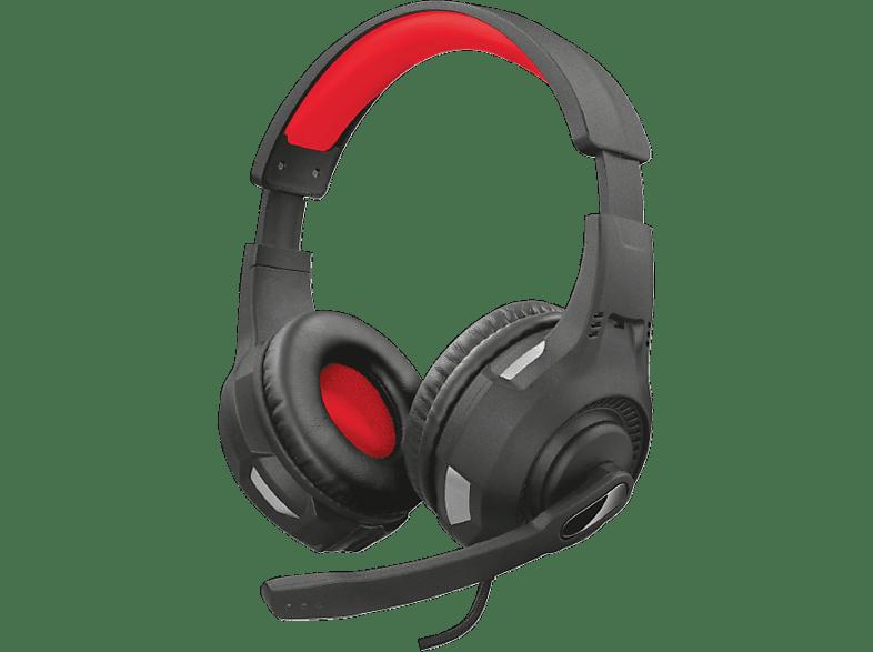 TRUST GXT 307 Ravu Gaming Headset gaming απογείωσε την gaming εμπειρία ακουστικά gaming laptop  tablet  computing